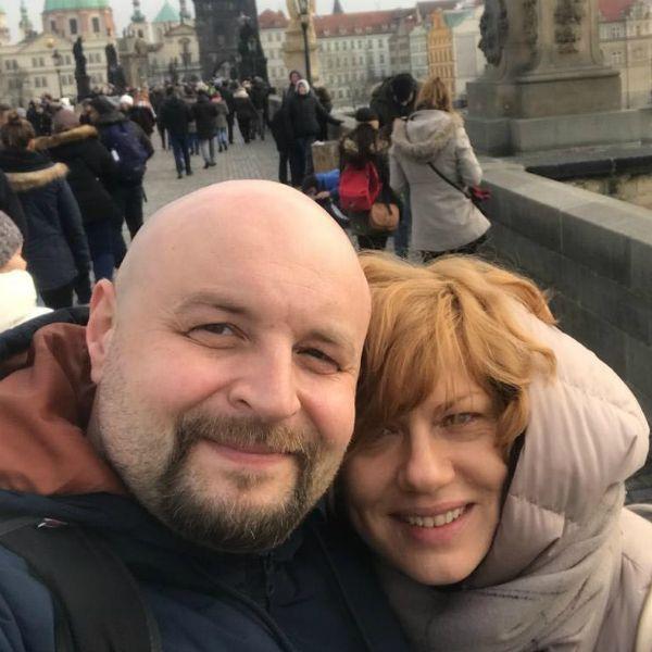 Бывший муж Екатерины Климовой женится на звезде сериала «Саша+Маша»