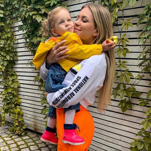 Рита Дакота назвала их с Владом Соколовским 2-летнюю дочь идеально красивой
