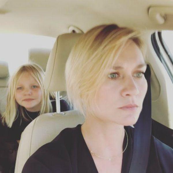 Мария Машкова рассказала, что ее дочери случайно встретили Стивена Спилберга на одной из улиц Нью-Йорка