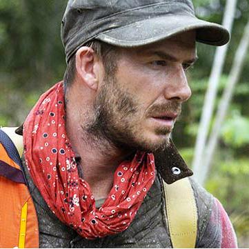 Дэвид Бекхэм покорил джунгли в 2019 году