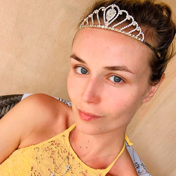 32-летняя Полина Гагарина опубликовала фото в бикини, сделанное ее мужем
