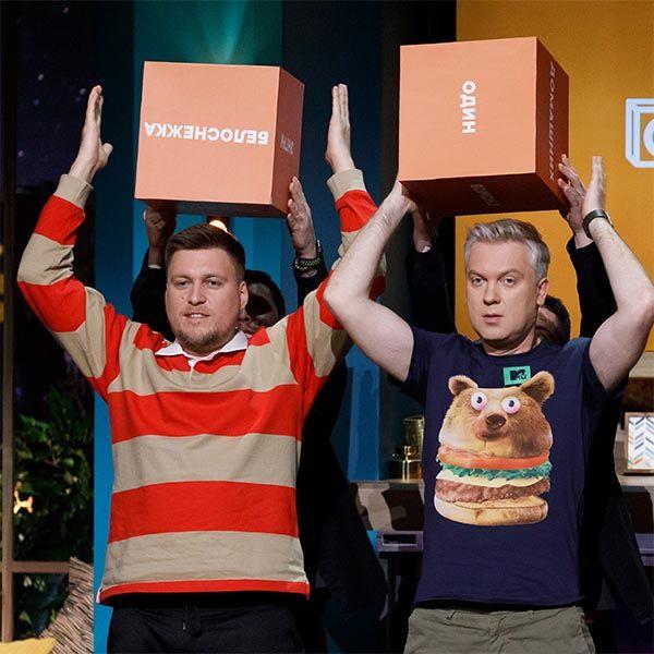 Сергей Светлаков и Александр Незлобин запускают новое юмористическое шоу на СТС «Русские не смеются»