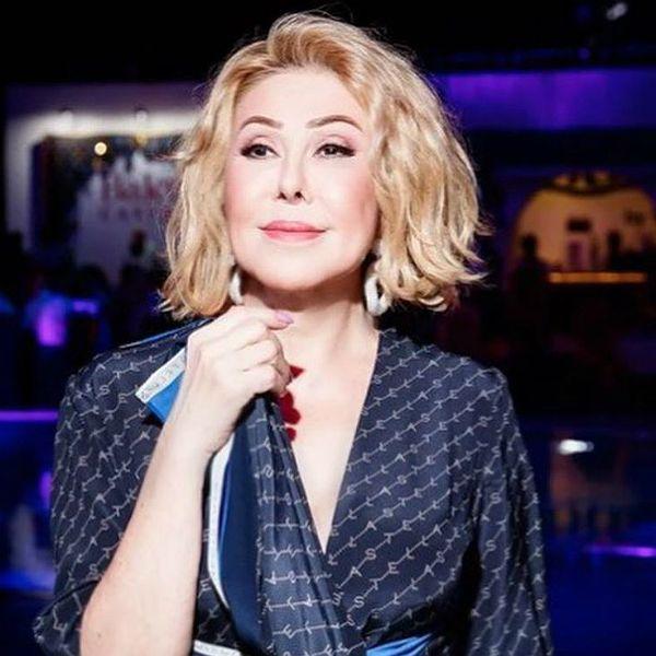 65-летняя Любовь Успенская опубликовала фото в мини-бикини