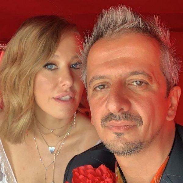 Появились первые свадебные фото Ксении Собчак и Константина Богомолова