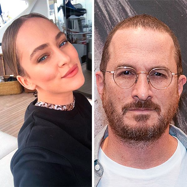 25-летняя Аглая Тарасова и 50-летний Даррен Аронофски спровоцировали слухи о романе