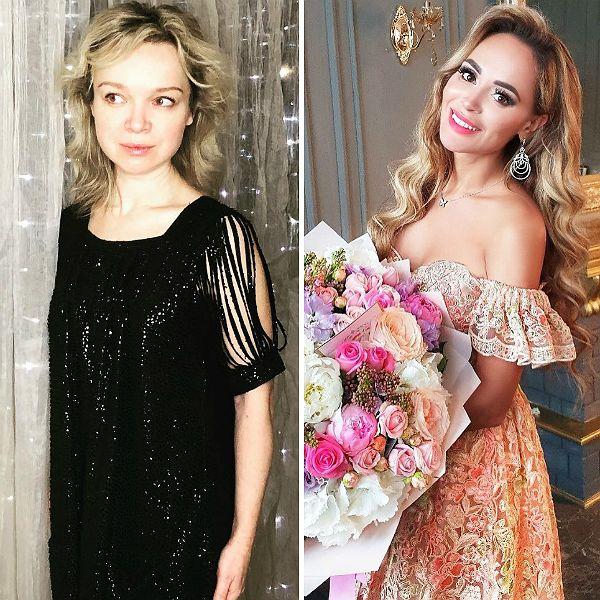 Виталина Цымбалюк-Романовская поздравила экс-возлюбленную Прохора Шаляпина с днем рождения