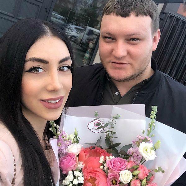 Экс-участники «Дома-2» Дана Николенко и Дмитрий Кварацхелия впервые показали лицо сына