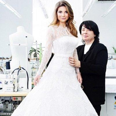 Эксклюзив HELLO!: свадьба и венчание Галины Юдашкиной и 65