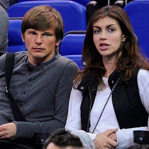 Андрей Аршавин хочет отсудить у жены миллион евро
