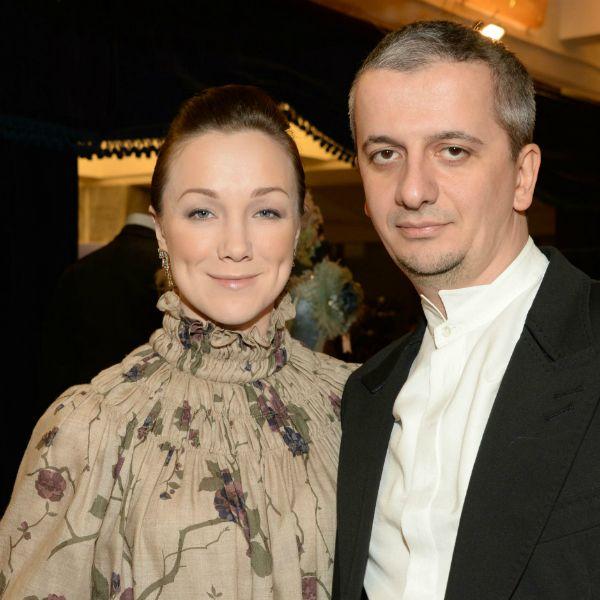 Дарья Мороз поздравила экс-мужа Константина Богомолова с назначением на пост худрука Театра на Малой Бронной