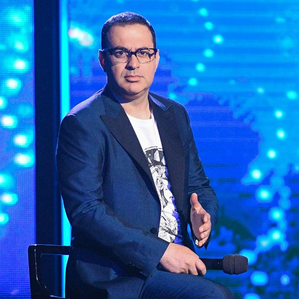 Гарик Мартиросян стал ведущим нового вокального шоу Первого канала «Щас спою» для певцов-любителей