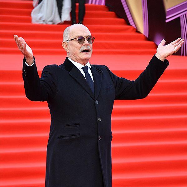 73-летний Никита Михалков впервые не встречал гостей на церемонии открытия 41-го ММКФ