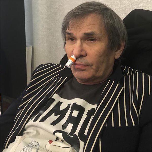 У Бари Алибасова взяли анализы на психотропные вещества