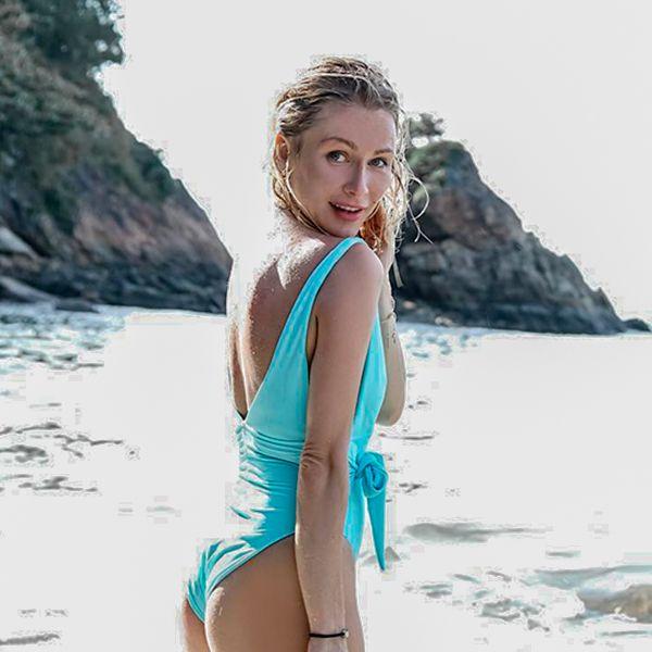 37-летняя Екатерина Гордон опубликовала фото в купальнике и пожаловалась на возрастную дискриминацию женщин