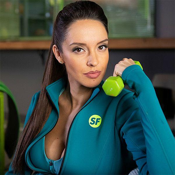 Звезда сериала «Фитнеса» Татьяна Храмова рассказала, как до 8-го месяца беременности снималась в 2-м сезоне