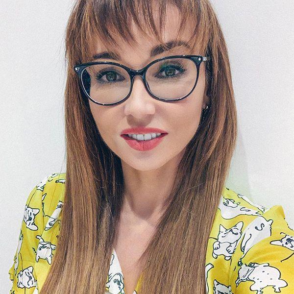 41-летняя Анфиса Чехова сделала лазерную коррекцию зрения