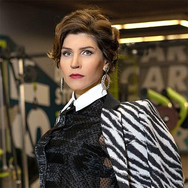 Звезда «Интернов» Светлана Камынина сыграет владелицу похоронного бюро в 2-м сезоне сериала «Фитнес»