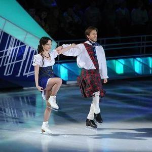 Ирина медведева под юбкой