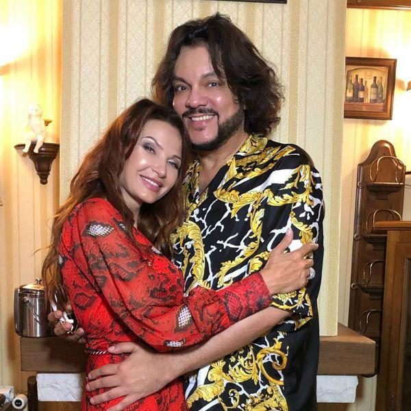 Эвелина Блёданс заявила, что готова выйти замуж за Филиппа Киркорова