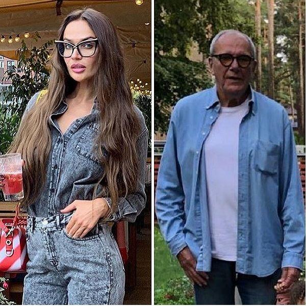 Алена Водонаева заявила, что ставший отцом в 79 лет Эммануил Виторган поступил безотвественно