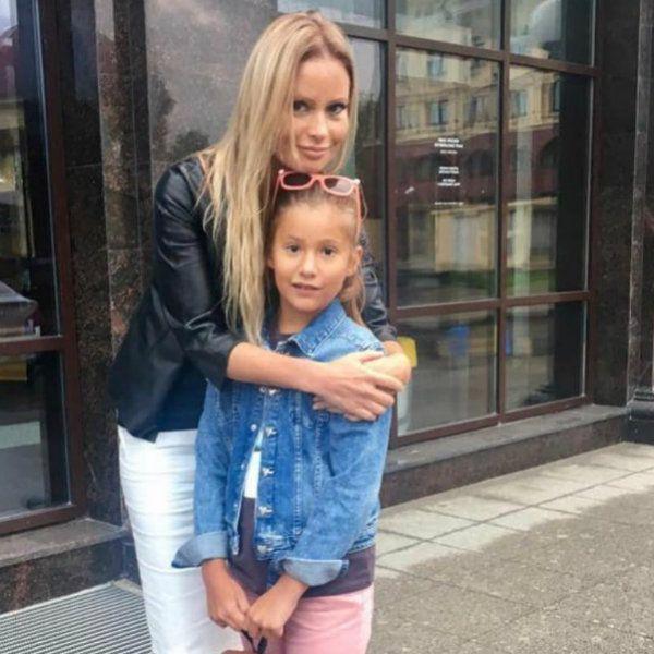 Дана Борисова трогательно поздравила дочь с 12-летием
