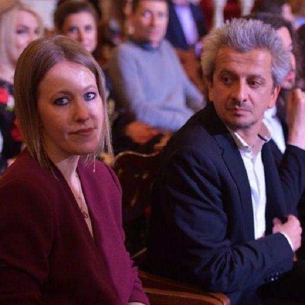 Константин Богомолов публично признался в любви Ксении Собчак