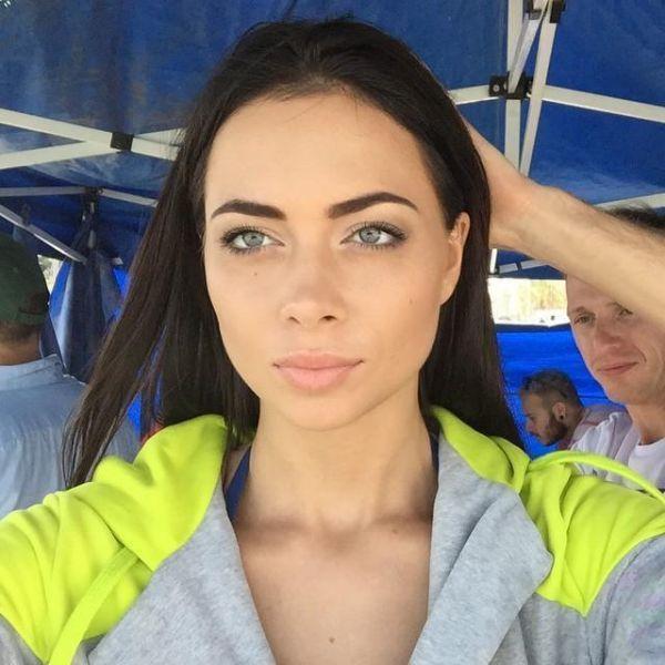 32-летняя Настасья Самбурская показала, как выглядела бы в старости