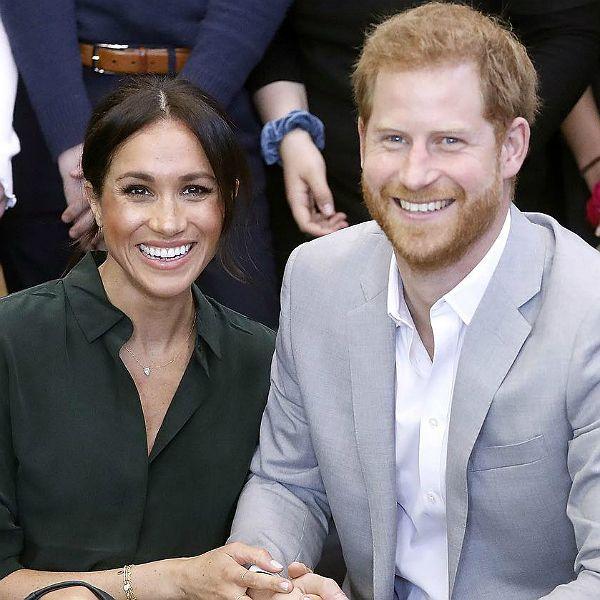 Принц Гарри прокомментировал рождение сына