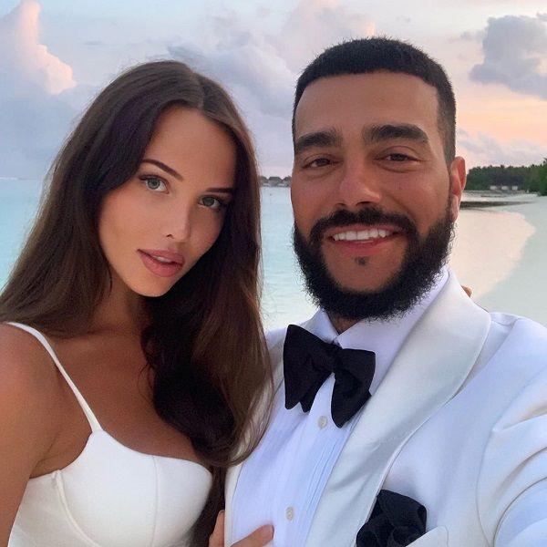 23-летняя Анастасия Решетова подтвердила свой статус замужней женщины