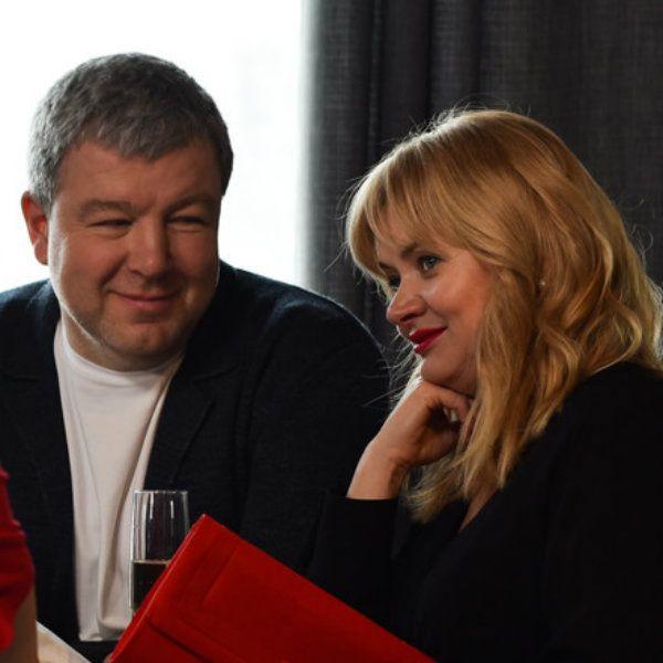 Александр Робак назвал партнершу по сериалу «Шторм» Анну Михалкову сумасшедшей актрисой
