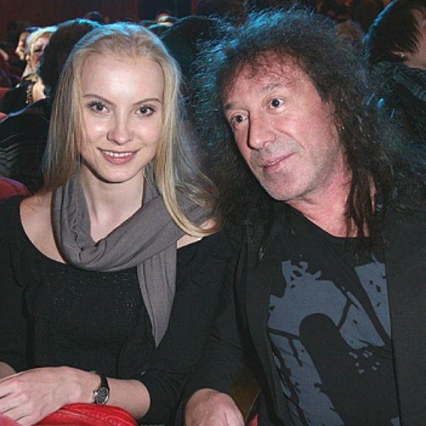 63-летний Владимир Кузьмин тайно женился на 27-летней возлюбленной