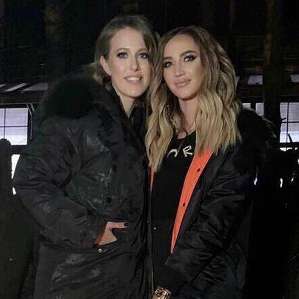 Ольга Бузова отписалась от Ксении Собчак в Instagram после выхода выпуска шоу «Осторожно, Собчак!» со своим участием