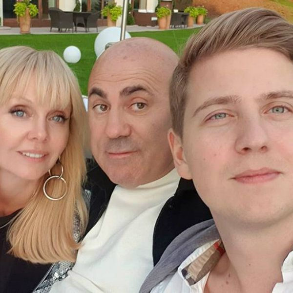 24-летний сын Валерии тайно женился