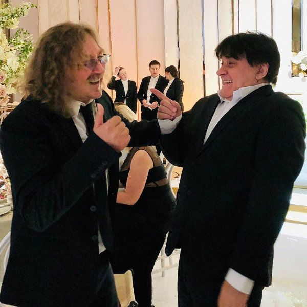 Игорь Николаев показал пышное празднование свадьбы дочери Александра Серова