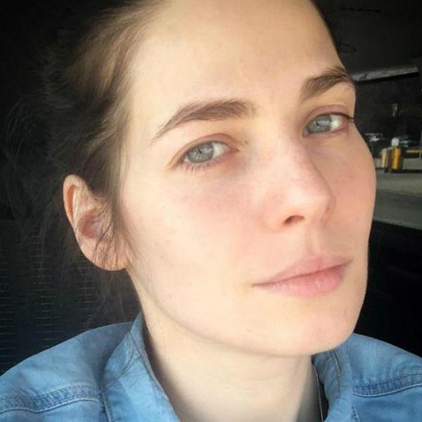 35-летняя Юлия Снигирь опубликовала фото без макияжа и призвала перестать пользоваться фотошопом