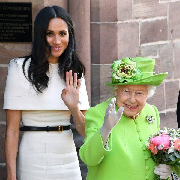 Елизавета II устроит грандиозное празднования дня рождения Меган Маркл