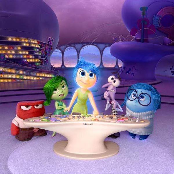 Disney и Pixar выпускают анимационный фильм душа от