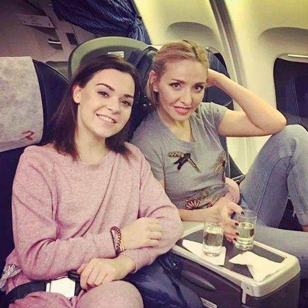 Татьяна Навка трогательно поздравила Аделину Сотникову с днем рождения