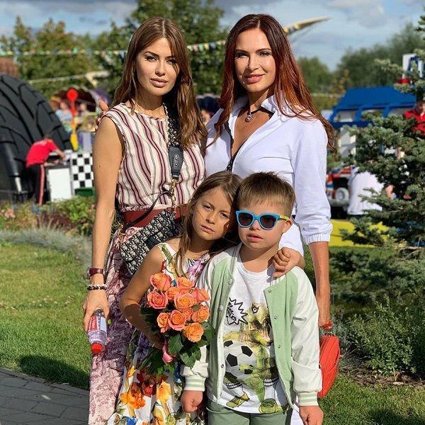 Особенный сын Эвелины Бледанс сходил на свидание с 7-летней дочерью Виктории Бони