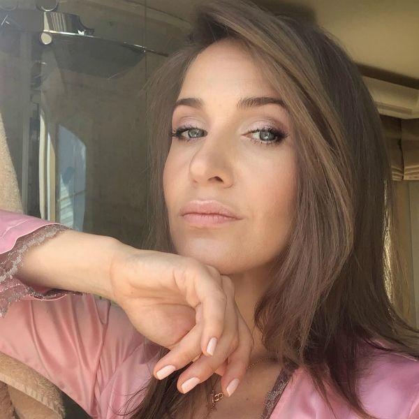 36-летняя Юлия Ковальчук похвасталась стройной фигурой в бикини