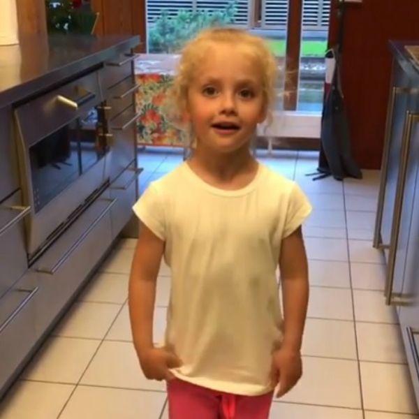 5-летняя дочь Аллы Пугачевой и Максима Галкина похвасталась, что с помощью тренажера избавилась от 11 калорий