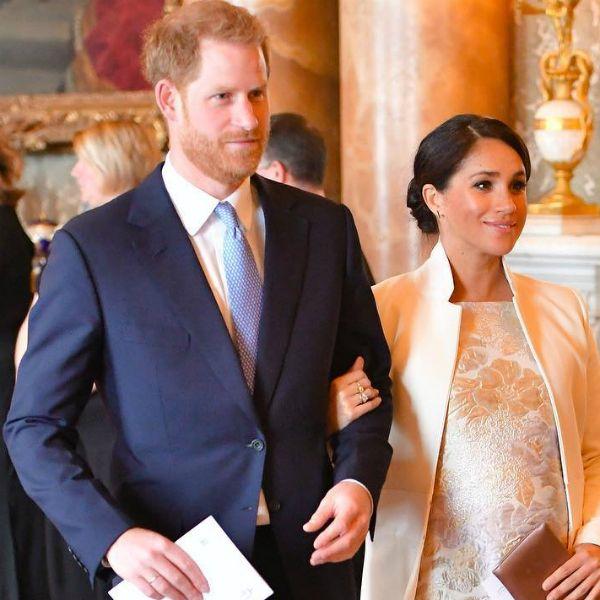 Меган Маркл отказалась показывать их с принцем Гарри ребенка после родов