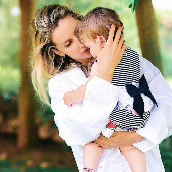 Светлана Лобода показала редкое фото подросшей дочери в честь ее первого дня рождения