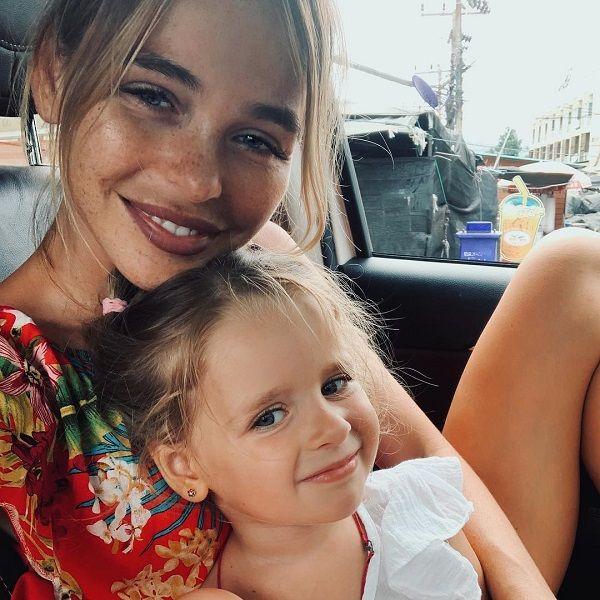 Анна Хилькевич пожаловалась, что ее 3-летняя дочь не слушается родителей