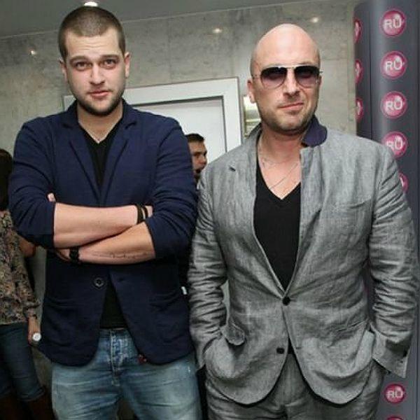 Дмитрий Нагиев трогательно поздравил сына с 30-летием