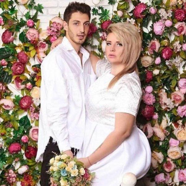 Звезда «Дома-2» Саша Черно призналась, что хотела бы сыграть вторую свадьбу с Иосифом Оганесяном
