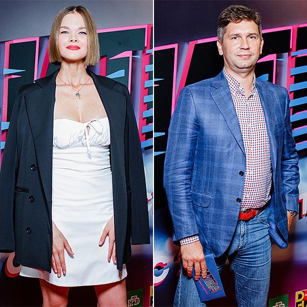 Звезда фильма «Большой» Анна Исаева и экс-глава Фонда кино Антон Малышев вышли в свет