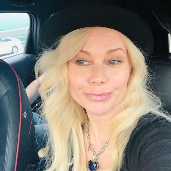 47-летняя Елена Корикова вышла замуж во второй раз