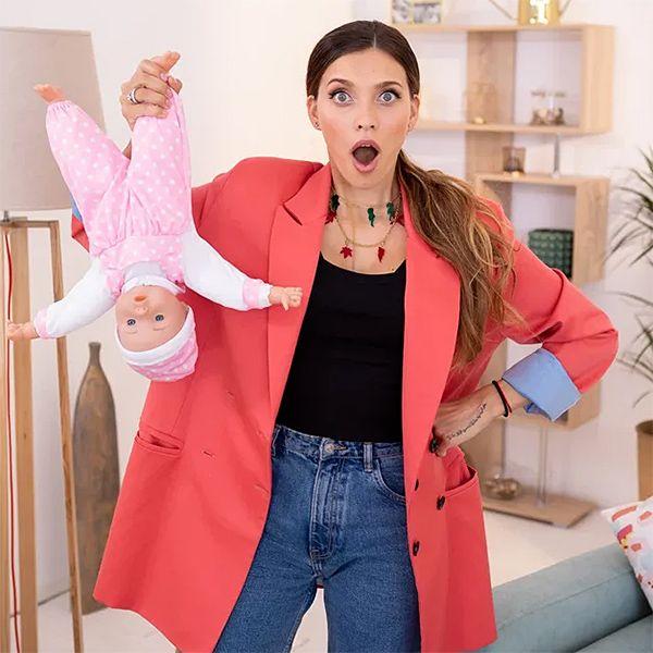 Регина Тодоренко запускает шоу для мам на канале «Пятница!»