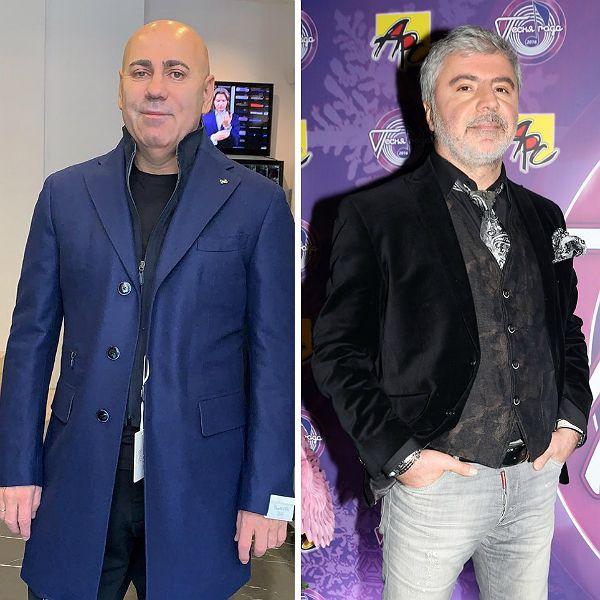 Иосиф Пригожин показал, как они с Сосо Павлиашвили выглядели 25 лет назад